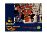 Yellow Submarine, the Beatles, John Lennon, 1968 Giclee Print