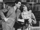 Small Town Girl, from Left: Robert Taylor, Janet Gaynor, 1936 Photo