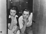 Listen, Darling, from Left: Judy Garland, Freddie Bartholomew, 1938 Photo