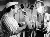 The Wages of Fear, (AKA Le Salaire De La Peur), Folco Lulli, Yves Montand, 1953 Photo