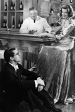 Bringing Up Baby, Cary Grant, Billy Bevan, Katharine Hepburn, 1938 Photographie