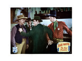 The New Frontier, John Wayne, (Right), 1935 Giclee Print