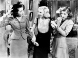 Stage Door, from Left, Ann Miller, Ginger Rogers, Lucille Ball, 1937 Photo