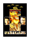The Towering Inferno, (AKA La Tour Infernale), French Poster Art, 1974 Giclee Print