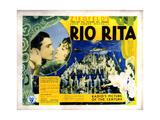Rio Rita, from Left, John Boles, Bebe Daniels, 1929 Giclee Print