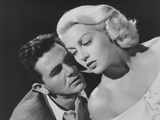 The Postman Always Rings Twice, from Left: John Garfield, Lana Turner, 1946 Photo