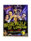 Werewolf of London, 1935 Giclee Print