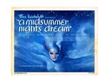A Midsummer Night's Dream, 1935 Giclee Print