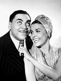 Stormy Weather, from Left, Fats Waller, Lena Horne, 1943 Photo