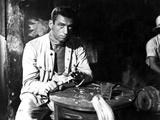 The Wages of Fear, (AKA Le Salaire De La Peur), Yves Montand, 1953 Foto