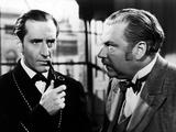 The Adventures of Sherlock Holmes, 1939 Foto