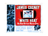 White Heat, James Cagney, 1949 Giclee Print