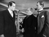 Citizen Kane, from Left: Orson Welles, Erskine Sanford, Joseph Cotten, 1941 Photo