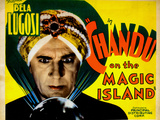 Chandu on the Magic Island, Bela Lugosi, 1935 Photo