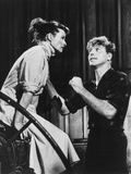 The Rainmaker, from Left: Katharine Hepburn, Burt Lancaster, 1956 Photo
