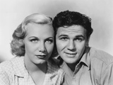 They Made Me a Criminal, from Left: Gloria Dickson, John Garfield, 1939 Photo