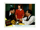 Force of Evil, John Garfield, Beatrice Pearson,Thomas Gomez, 1948 Giclee Print