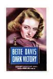 Dark Victory, Bette Davis, 1939 Giclee Print