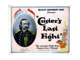 Custer's Last Fight, Francis Ford, 1912 Giclee Print