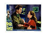 Brute Force, Howard Duff, Yvonne De Carlo, 1947 Giclée-tryk