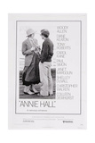 Annie Hall, from Left: Diane Keaton, Woody Allen, 1977 Wydruk giclee