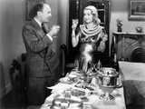 Topper Takes a Trip, from Left: Roland Young, Constance Bennett, 1938 Photo