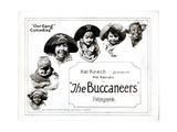 The Buccaneers, Our Gang, 1924 Giclée-tryk