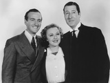 Thank You, Jeeves!, from Left: David Niven, Virginia Field, Arthur Treacher, 1936 Photo