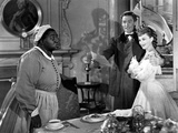 They Died with their Boots On, Hattie Mcdaniel, Errol Flynn, Olivia De Havilland, 1941 Photo