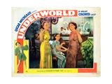 Underworld, Bee Freeman, 1937 Giclee Print