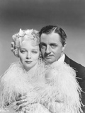 The Great Ziegfeld, from Left: Virginia Bruce, William Powell, 1936 Photo