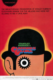A Clockwork Orange, Poster, 1971 Giclée-Druck