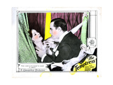 The Temptress, from Left: Greta Garbo, Antonio Moreno, 1926 Giclee Print