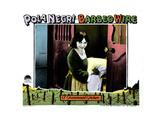 Barbed Wire, Pola Negri, 1927 Giclee Print