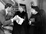 Arsenic and Old Lace, Cary Grant, Jean Adair, Josephine Hull, 1944 Photo