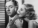 The Ex-Mrs. Bradford, from Left: William Powell, Jean Arthur, 1936 Photo
