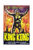 King Kong, King Kong on Argentinean Poster Art, 1933 Giclee Print