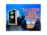 All Quiet on the Western Front, Lew Ayres, 1930 Giclee Print