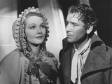 A Tale of Two Cities, from Left: Elizabeth Allan, Ronald Colman, 1935 Photo