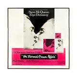 The Thomas Crown Affair, 1968 Giclee Print