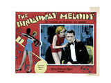 The Broadway Melody, Inset, from Left, Bessie Love, Charles King, 1929 Giclee Print
