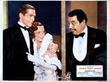 Charlie Chan's Chance, Alexander Kirkland, Marian Nixon, Warner Oland, 1932 Photo