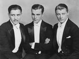 Beau Geste, from Left: Ronald Colman, Neil Hamilton, Ralph Forbes, 1926 Photo