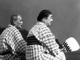 Tokyo Story, (AKA Tokyo Monogatari), from Left: Chishu Ryu, Chieko Higashiyama, 1953 Photo