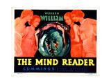 The Mind Reader, Warren William, 1933 Giclee Print