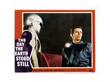 The Day the Earth Stood Still, Michael Rennie, 1951 Giclee Print