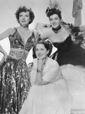 The Women, from Left: Joan Crawford, Norma Shearer, Rosalind Russell, 1939 Photo