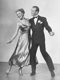 The Barkleys of Broadway, Fron Left: Ginger Rogers, Fred Astaire, 1949 Photo