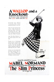 The Slim Princess, Mabel Normand, 1920 Giclee Print