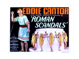 Roman Scandals, Eddie Cantor, 1933 Giclee Print